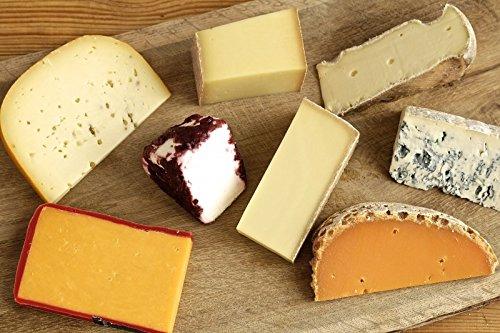 Käseplatte Probierpaket Überraschungsauswahl 6 – 8 Sorten 1000g