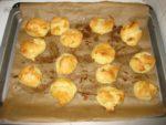 Pikante Käsewindbeutelchen - die scharfe Überraschung
